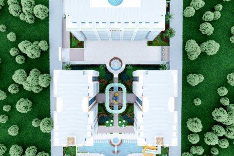 Фотография вида сверху на Yekta Alara Park Residence