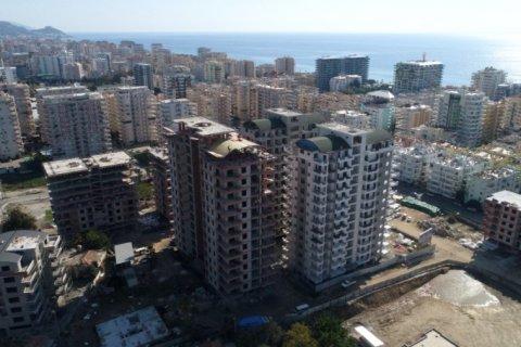 Фотография строительства Yekta Alara Park Residence-1