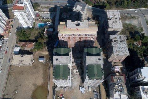 Фотография вида сверху на Yekta Alara Park