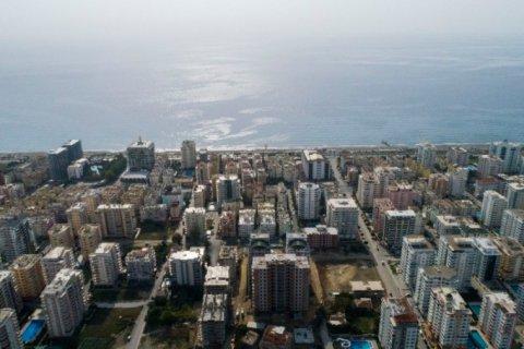 Фотография вида сверху на город