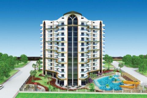 Фотография 3D макета комплекса Yekta Plaza Residence-1