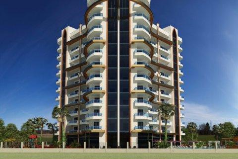 Фотография 3D макета комплекса Plaza Residence