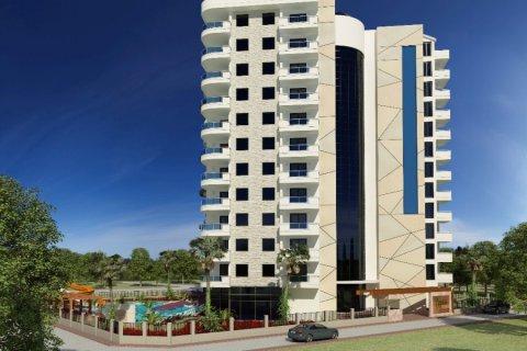 Фотография 3D макета комплекса Yekta Plaza Residence-2