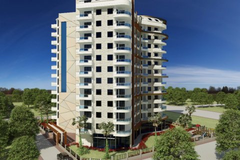 Фотография 3D макета комплекса Yekta Plaza Residence-3