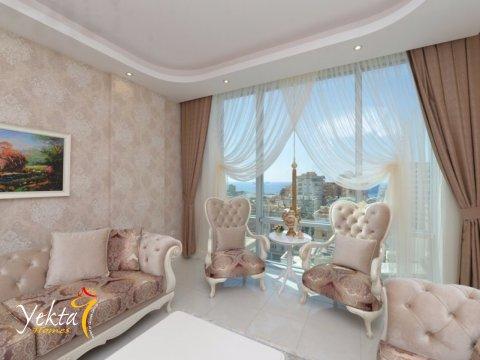 Фотография гостиной в номере Yekta Plaza