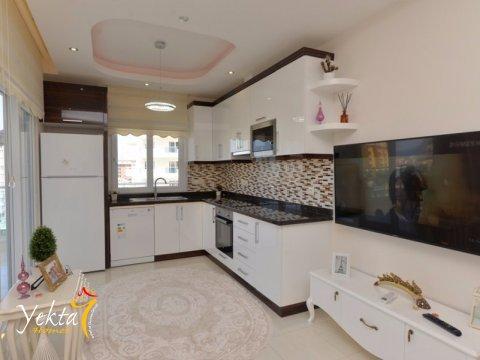 Фотография кухни в номере Yekta Plaza Residence