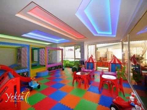 Фотография детской игровой зоны в Yekta Plaza Residence