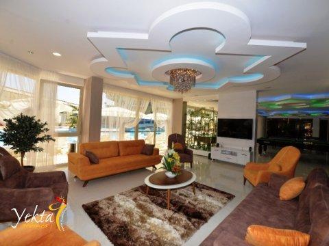 Фотография зоны для клиентов Yekta Plaza Residence