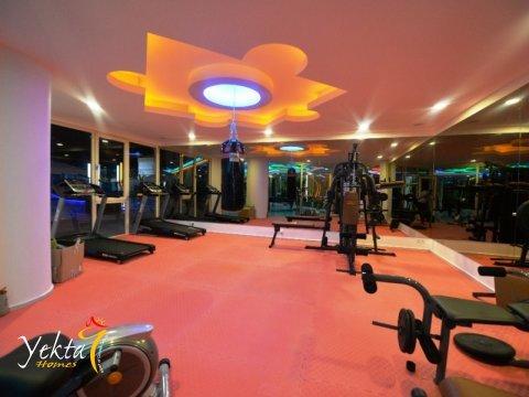 Фотография фитнес-зала Yekta Plaza Residence