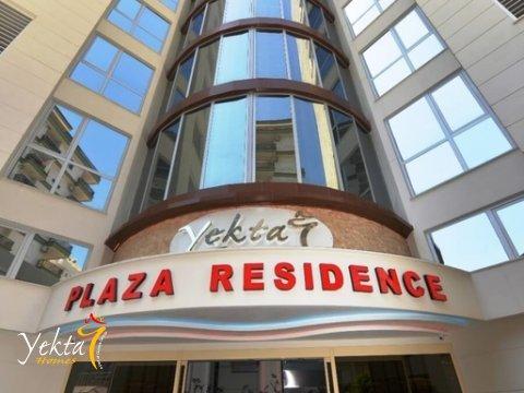 Фотография входа в Yekta Plaza Residence-2