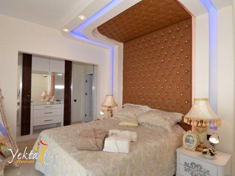 Фотография спальни в номере Yekta Queen Residence