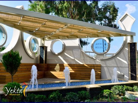 Фотография зоны отдыха Yekta Queen Residence