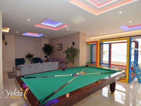 Фотография бильярдной комнаты в Yekta Queen Residence