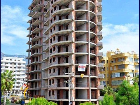 Фотография завершения строительства Yekta Queen Residence