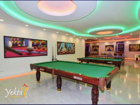 Фотография бильярдной комнаты Yekta Towers Residence