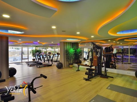 Фотография фитнес-зала Yekta Towers Residence