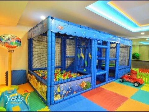 Фотография детской игровой комнаты Yekta Towers Residence