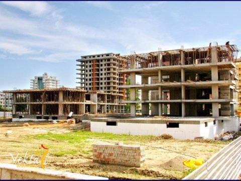 Фотография строительства Yekta Towers Residence