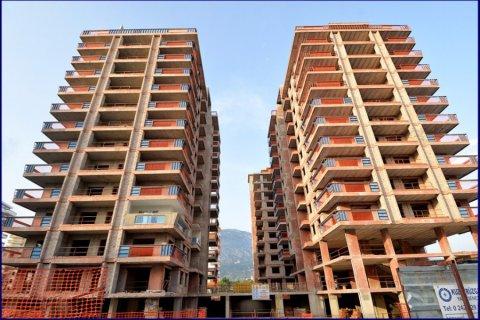 Фотография строительства комплекса Yekta Towers Residence