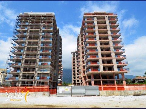 Фотография завершения строительства Yekta Towers Residence