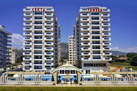 Фотография переднего вида Yekta Towers Residence
