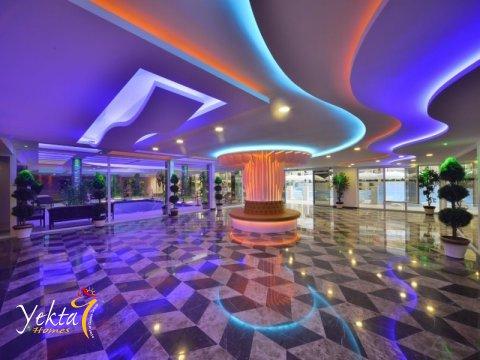 Фотография фойе Yekta Towers Residence
