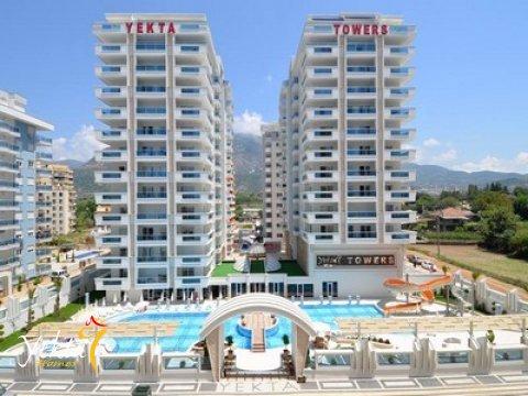 О застройщике Yekta Homes в Турции в районе Махмутлар