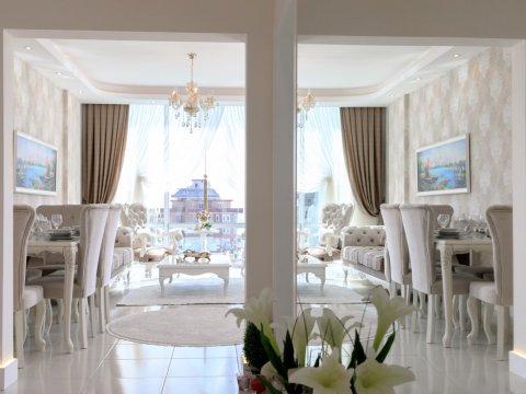 В каком виде сдаются квартиры в Турции?