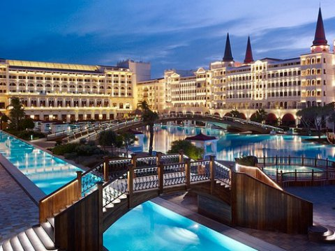 5 самых дорогих отелей Турции