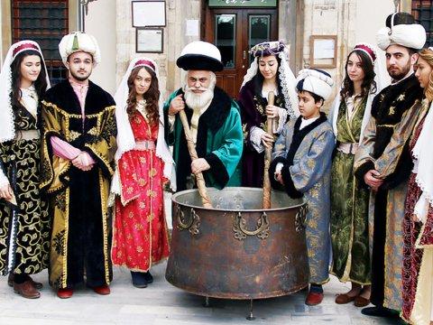 Религиозные праздники в Турции