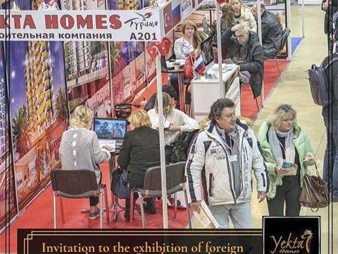 Yekta Homes стала участником крупнейшей выставки зарубежной недвижимости в Москве