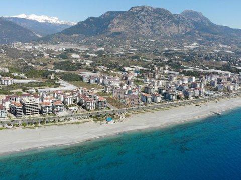 Особенности недвижимости в Аланье, Турции на первой линии моря