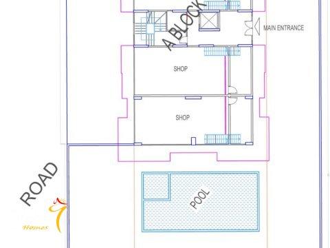 Фотография Планировка этажей Investment Plus