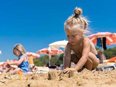 В среднем, в Аланье 330 солнечных дней в году!