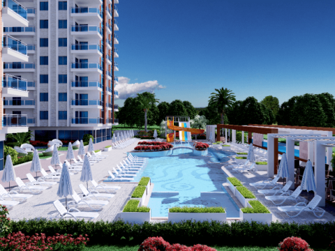 Фотография бассейна Yekta Alara Park Residence