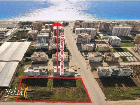 Фотография удаленности Yekta Plaza Residence от моря