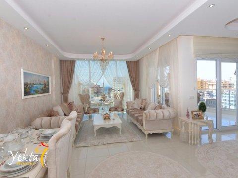 Фотография гостиной в номере Yekta Plaza Residence