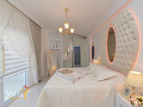 Фотография спальни в номере Yekta Plaza Residence