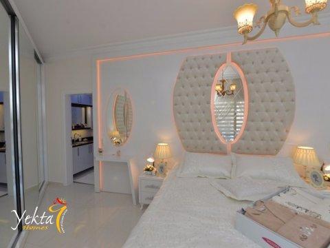 Фотография спальни в номере Yekta Plaza