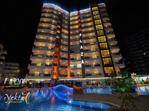 Фотография ночного Yekta Plaza Residence