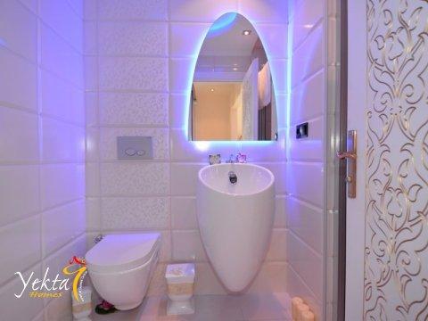 Фотография санузла в номере Yekta Queen Residence