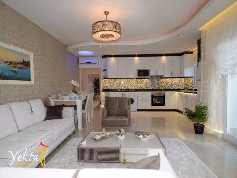 Фотография гостиной в номере Yekta Towers Residence