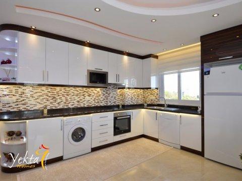 Фотография кухни в номере Yekta Towers Residence