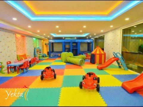 Фотография детской зоны Yekta Towers Residence