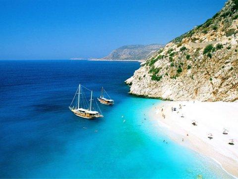 5 лучших турецких пляжей