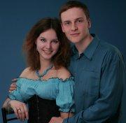 Маргарита и Даниил Кравцовы