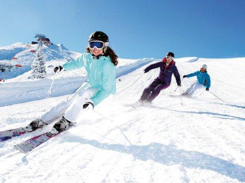 Зимние развлечения Аланьи: горнолыжный курорт Акдаг