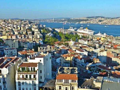 45,5 тысяч объектов в Турции приобрели иностранные покупатели в 2019 году
