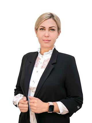 Наталья Крупка