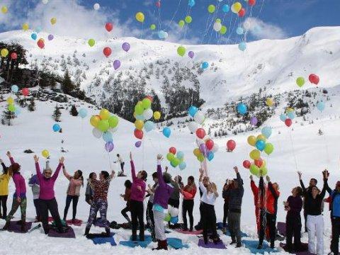 Курорт Акдаг приглашает на ежегодный фестиваль